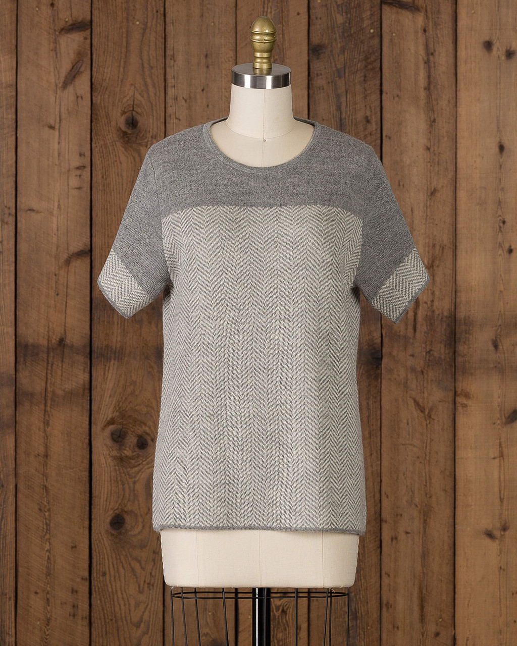 alicia adams alpaca alana top, womens alpaca sweater, lightweight womens alpaca top, alpaca sweater, alpaca vs cashmere, pearl grey womens alpaca top