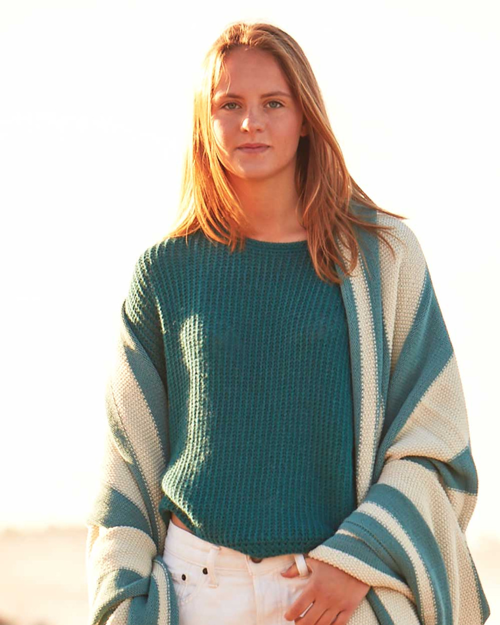 alicia adams alpaca callie sweater, lightweight alpaca sweater, baby alpaca sweater, alpaca sweater, womens alpaca top, oceanside alpaca sweater