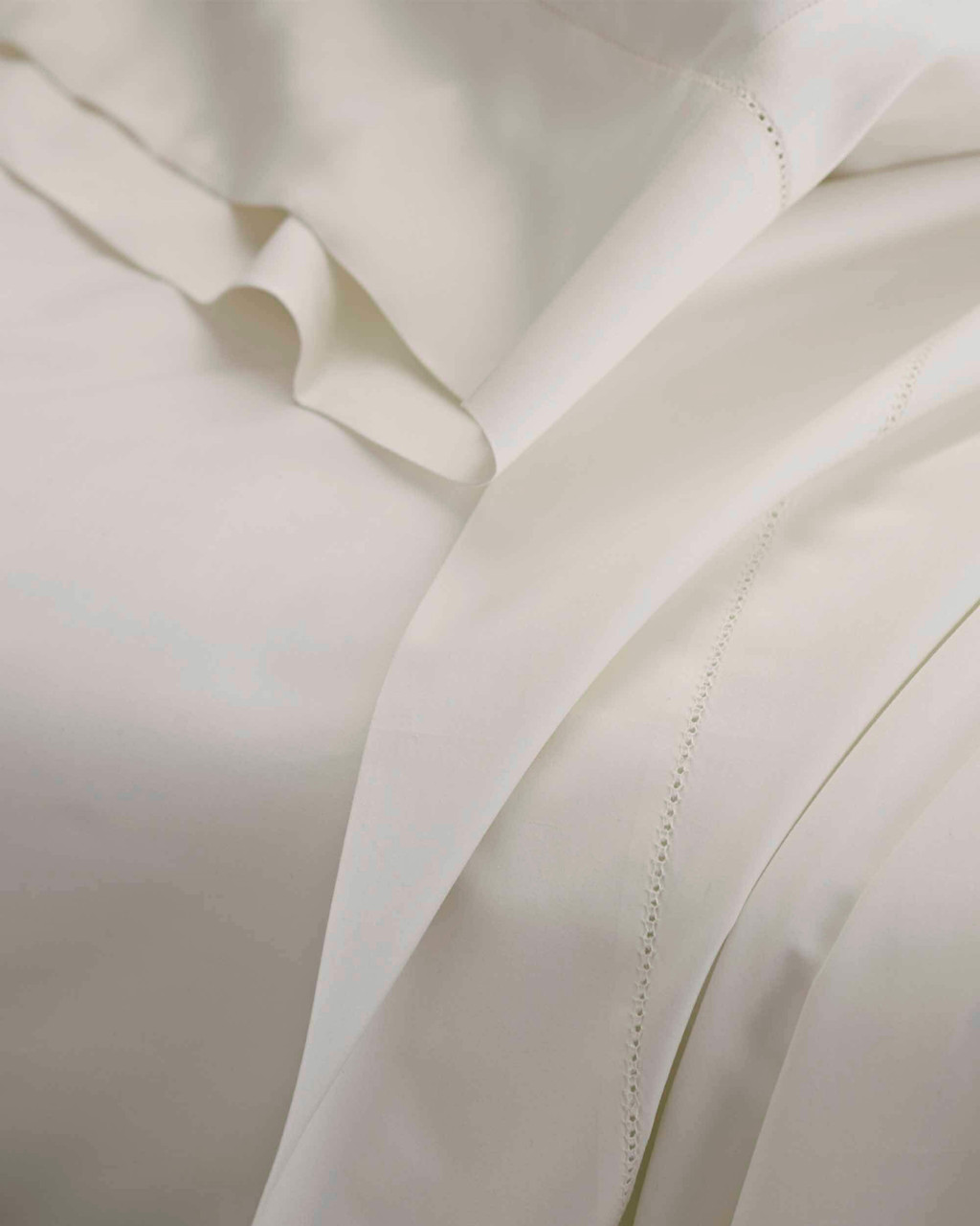 scandia down adriana fitted sheets, scandia home adriana fitted sheets, scandia down linens, scandia home linens