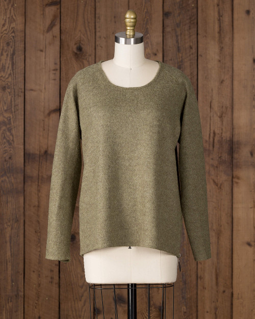Alicia Adams Alpaca Verbier Side Zip, alpaca sweaters womens, alpaca clothing, baby alpaca sweater, alpaca vs cashmere, hunter green alpaca sweater