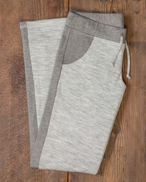 Alicia Adams Alpaca Sweatpants, alpaca clothing, alpaca lounge pants , alpaca sweater pants, alpaca clothing women's, light taupe alpaca sweatpants