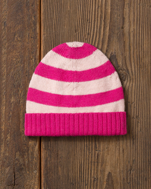 alicia adams alpaca charlie hat, alpaca hats for kids, alpaca beanie hat, all fair-trade made, alpaca vs cashmere, shocking pink and light pink hat