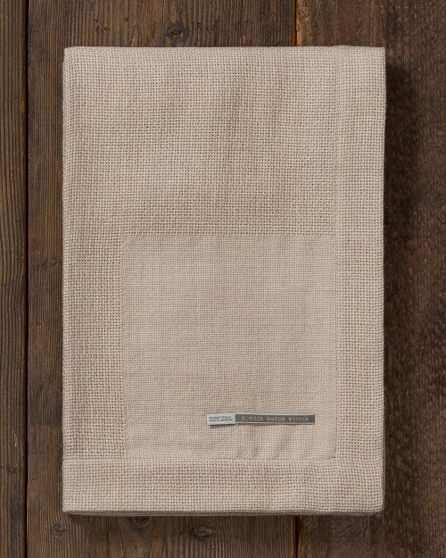 Alicia Adams Alpaca Greek Ibiza Throw housewarming, hostess, birthday, or anniversary gift, acclaimed by Wall Street Journal, Traditional Home, New York Times, in 100% baby alpaca lightweight soft color, ecru, all fair-trade made, softer than cashmere, blanket