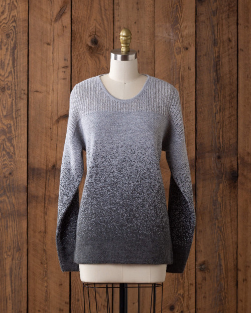 alicia adams alpaca colette sweater, 100 baby alpaca sweater, alpaca sweater, alpaca sweater, alpaca sweater peru, light grey and grey alpaca sweater