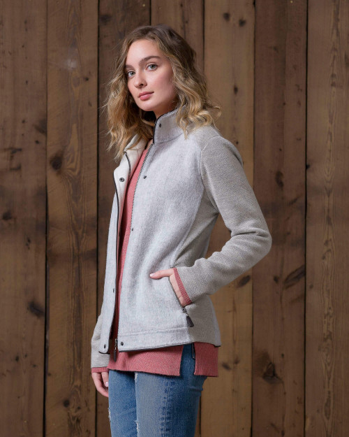 alicia adams alpaca gia jacket, alpaca jacket womens, alpaca coat womens, alpaca jacket, alpaca coat, carbon grey womens alpaca jacket