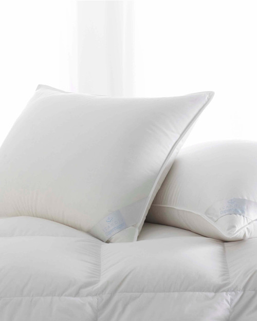 scandia down copenhagen classic down pillow, scandia home copenhagen classic down pillow, scandia down linens, scandia home linens