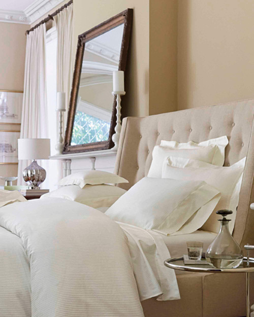 scandia down savoia bed skirt, scandia home savoia bed skirt, scandia down linens, scandia home linens
