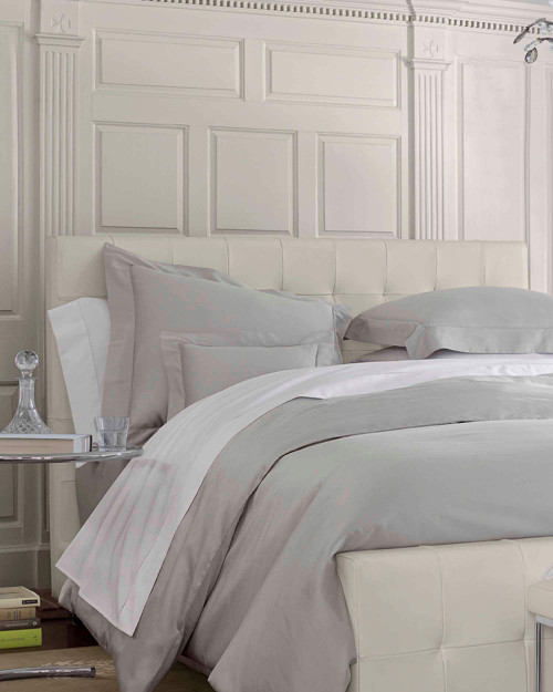 "scandia down stresa shams - tailored w/ 3"" flange, scandia home stresa shams - tailored w/ 3"" flange, scandia down linens, scandia home linens"