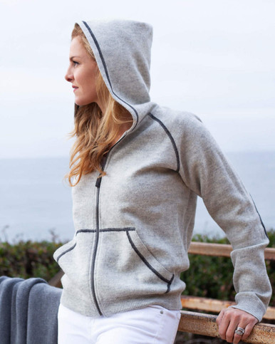 Verbier Zip Up For Women