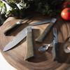 Messermeister Adventure Chef Summit Set Burlap 6 Pc (ACB-6) utensils folded