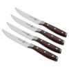 Messermeister Avanta Pakkawood Steak Knife Set 4Pc (L8684-5/4S)  angle