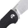 Kizer Infinity Black & White G10 (V3579N2) flipper