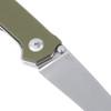 Kizer Domin Green G10 (V4516N2) thumb stud