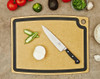 """Epicurean Gourmet Series Cutting Board 19.5"""" × 15"""" (003-20150102) lifestyle above"""