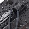 Nite Ize RunOff Waterproof Small Travel Pouch Charcoal (ROFS-09-R3) zipper