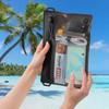 Nite Ize RunOff Waterproof Medium Travel Pouch Charcoal (ROFM-09-R3) scrolling