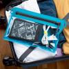 Nite Ize RunOff Waterproof Medium Travel Pouch Charcoal (ROFM-09-R3) travel