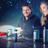Nite Ize Radiant 3-in-1 Mini LED Flashlight Blue (NL1B-03-R7) lifestyle lantern