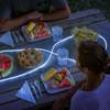 Nite Ize Radiant Rechargeable ShineLine Blue (RO311-09-R3) picnic light