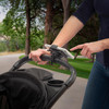 Nite Ize Squeeze Rotating Smartphone Bar Mount (SUSBM-01-R3) on stroller