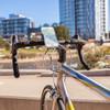 Nite Ize Squeeze Rotating Smartphone Bar Mount (SUSBM-01-R3) lifestyle