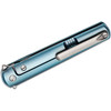 MKM Flame Executive Flipper Blue Titanium (MK FL02-TBSW)