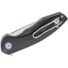MKM Viper Timavo Black G10 (MKMV026) closed clipside