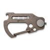 CIVIVI Polymorph Bronze Titanium Carabiner Keychain Multi-Tool (C20045-2)