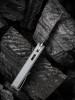 WE Eidolon Grey G10 Single Edge Blade (WE19074B-A)