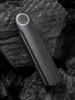 WE Eidolon Black G10 Single Edge Blade (WE19074B-B) closed scales