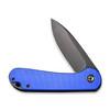CIVIVI Elementum Blue G10 Black (C907X) half open