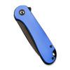 CIVIVI Elementum Blue G10 Black (C907X) closed scales