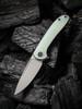 WE Knife Co. Saakshi Natural G10 (WE20020C-4) open