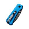 CIVIVI Baby Banter Blue G10 (C19068S-3) closed clipside