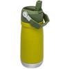 Stanley IceFlow™ Flip Straw Water Bottle Aloe 17 oz (10-09991-014) straw