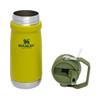 Stanley IceFlow™ Flip Straw Water Bottle Aloe 17 oz (10-09991-014) lid and bottle