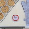 Escali Touch Screen Digital Timer Red (DR3-R) baking