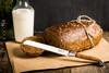 """Laguiole Style de Vie Luxury 8"""" Bread Knife Olive Wood (BroodOlijfLag) bread"""