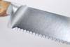 "Wusthof Amici 9"" Double Serrated Bread Knife (1011301123) serrations"