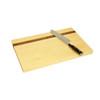 Sticks & Boards Cutting Board 10x16 Maple with Walnut (SB007)