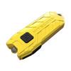 NiteCore Tube V2.0 Rechargeable Keychain Light Lemon (TUBEv2lemon)