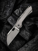 WE Knife Co. Roxi 3 Grey Titanium (WE19072-1) open