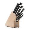 Wüsthof Classic Ikon 8-Piece Knife Block Set V2 (9875)