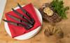 Shun Shima 4-Piece Steak Knife Set (DMS0430)