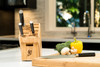 Shun Classic 5 Piece Knife Block Set (DMS0510)