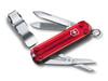 Victorinox Nail Clip 580 - Ruby (0.6463.TUS2)