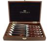 Küssi Stampede Classic Steak Knife Set 6pc (SC350-6)