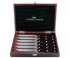 Küssi Stampede Vintage Steak Knife Set - 6-Piece (SV150-6)