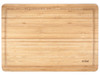 Kussi Bamboo Cutting Board With Juice Groove - 3 layer - 43cm x 30cm (59601)