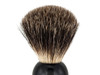 Ice Shave Brush - Mixed Badger (Black) (MB1020)